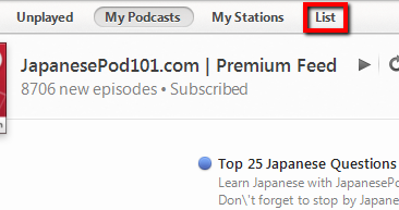 Basic and Premium iTunes Podcast Feeds - FinnishPod101